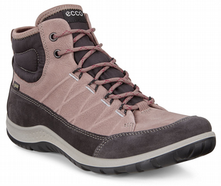 ECCO Ladies Boots Aspina Moonless Deep Taupe
